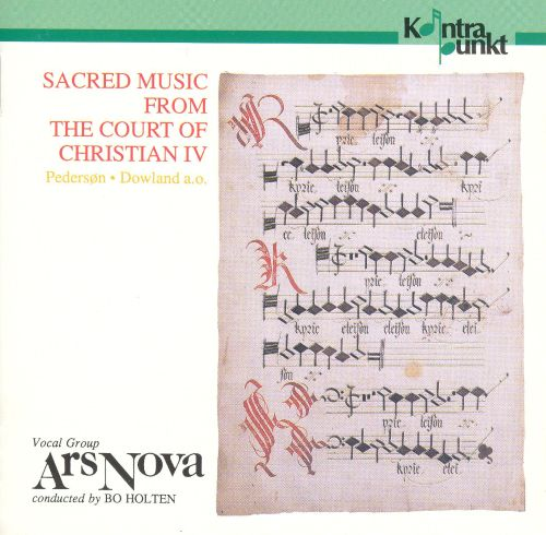 Sacred Music from the Court of Christian IV