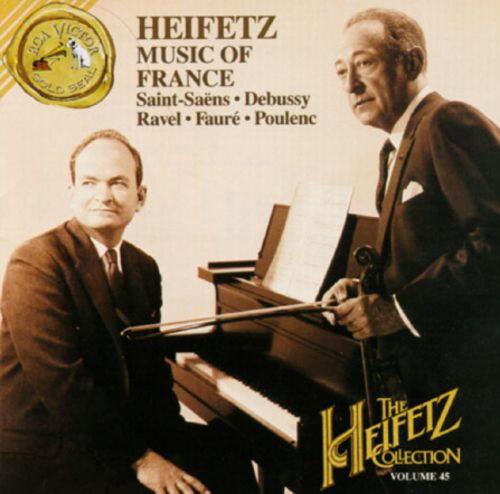 Heifetz Collection Vol.45