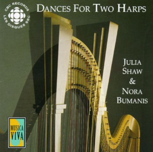 Dances for Two Harps