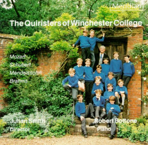 Quiristers of Winchester College