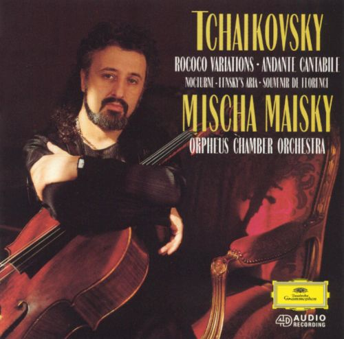 Tchaikovsky: Rococo Variations; Andante cantabile