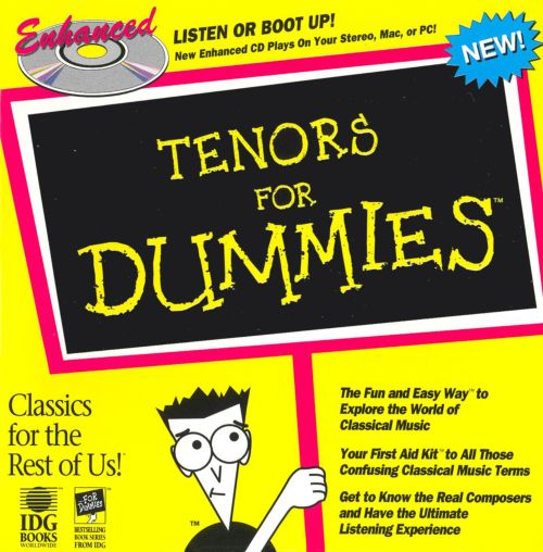 Tenors for Dummies