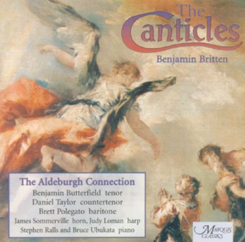 Britten: The Canticles; Purcell: Three Divine Hymns