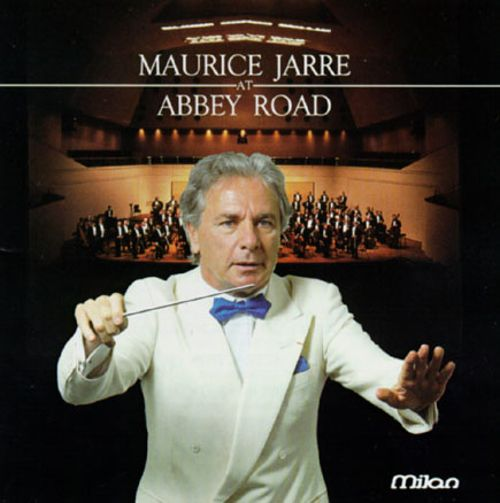 Maurice Jarre Conducts the Royal Philharmonic at Abbey Road