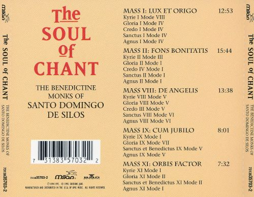 The Soul of Chant