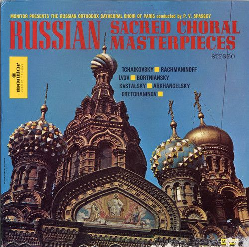 Russian Sacred Choral Masterpieces