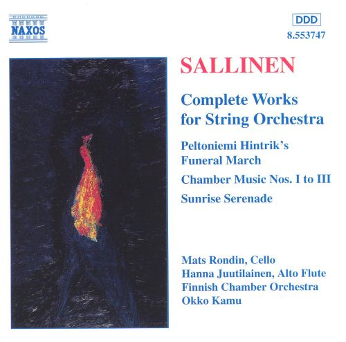 Sallinen: Complete Works for String Orchestra