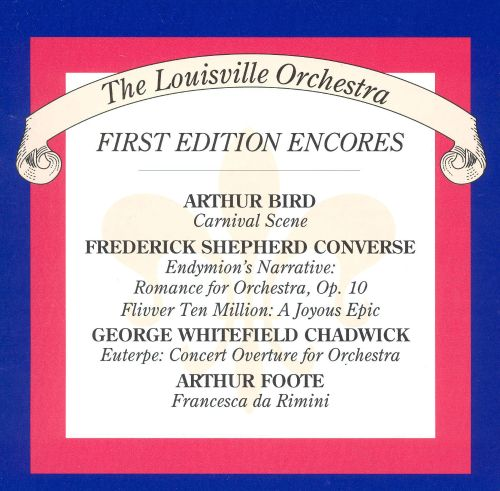 First Edition Encores