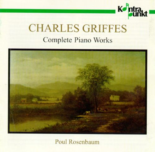 Griffes: Complete Piano Works