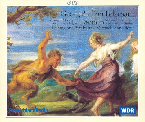 Georg Philipp Telemann: Damon