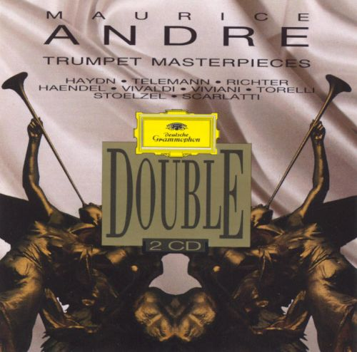 Maurice Andre Performs Trumpet Masterpieces