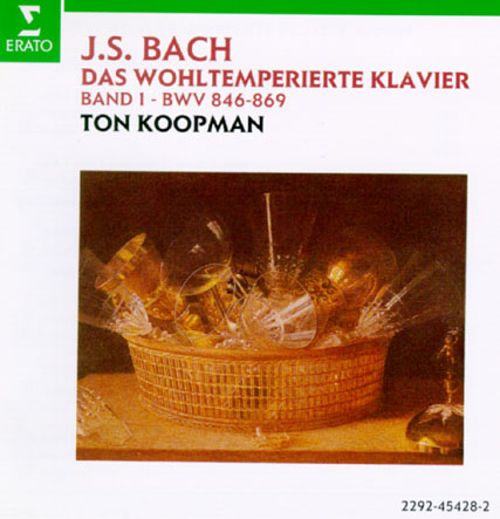 Bach: The Well Tempered Clavier Book I