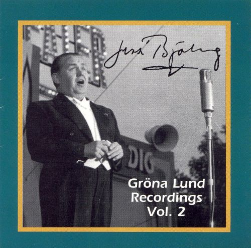 Grona Lund Recordings, Vol. 2