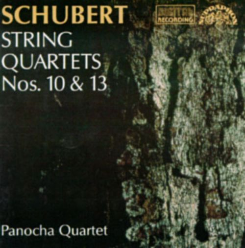 Schubert: String Quartets No.10 and No.13