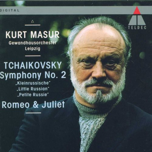 Tchaikovsky: Symphony No. 2, 'Little Russian' & Romeo and Juliet