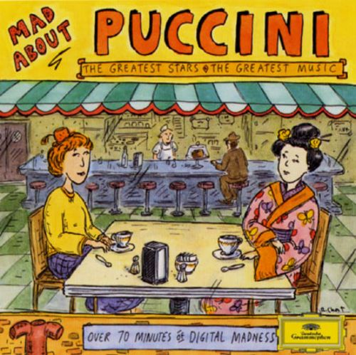 Mad About Puccini