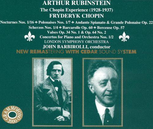 The Chopin Experience (1928-1937)