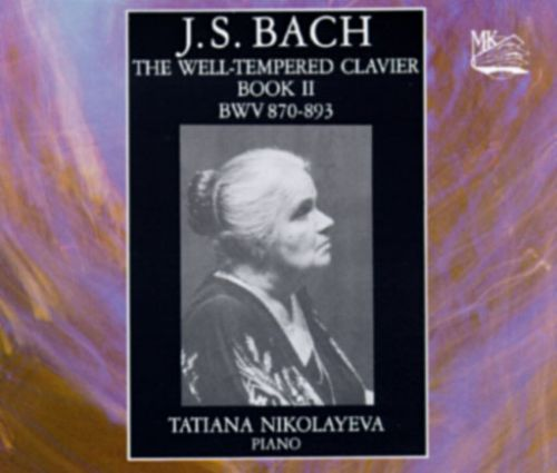 Bach: The Well Tempered Clavier Book II