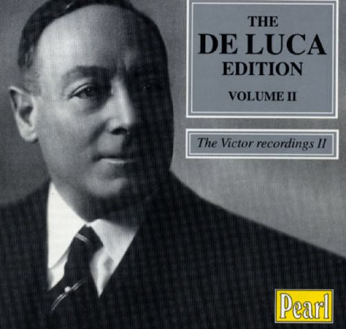 The De Luca Edition, Vol. 2