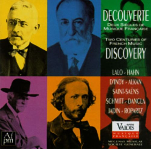 Discovery-Two Centuries of French Music