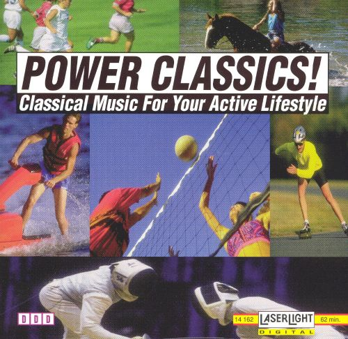 Power Classics! Classical Music for Your Active Lifestyle, Vol. 9