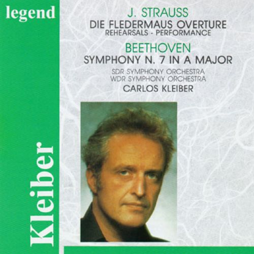 Carlos Kleiber Conducts Strauss & Beethoven