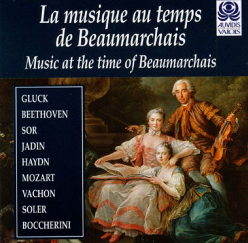 Music at the Time of Beaumarchais
