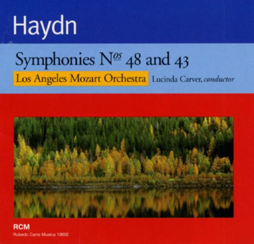 Haydn: Symphonies Nos. 48 and 43