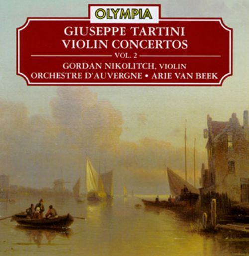 Tartini: Violin Concertos, Vol.2