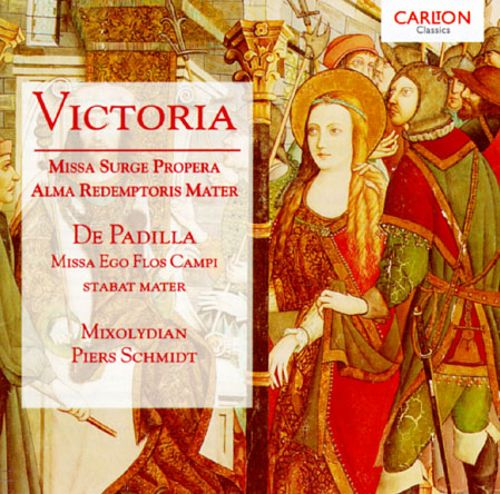 Victoria and the Music of the Imperial Spain