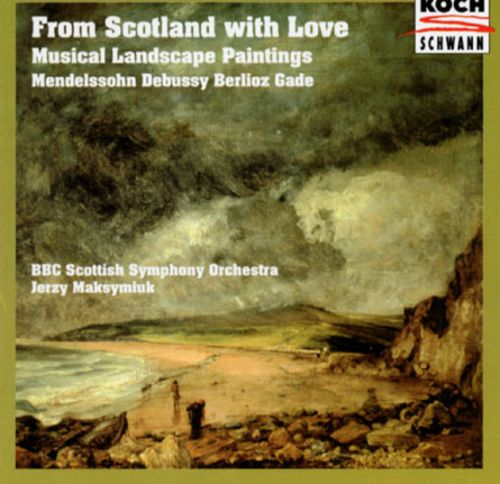From Scotland With Love-Musical Landscape Paintings