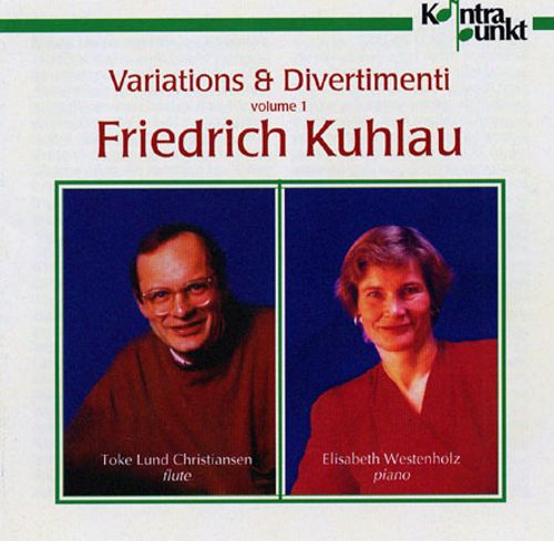 Kuhlau: Variations & Divertimenti, Vol. 1