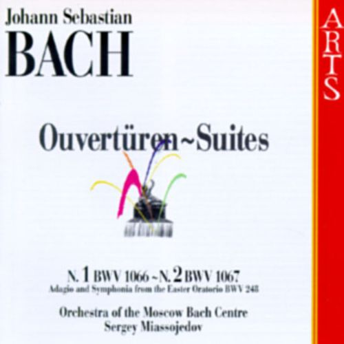 Bach: Ouvertüren - Suites Nos. 1 & 2