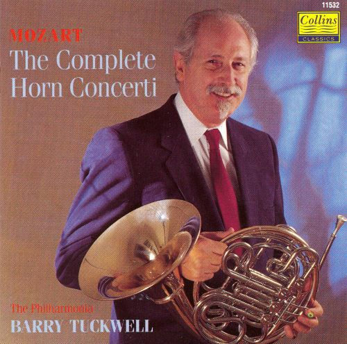 Mozart: The Complete Horn Concerti