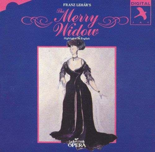 Lehár: The Merry Widow (Highlights, in English)