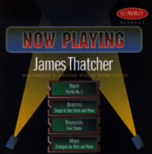 Now Playing - James Thatcher, Horn
