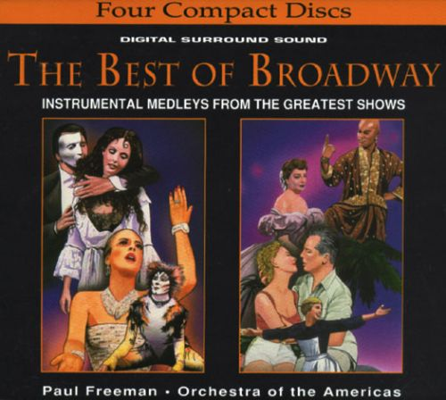 The Best of Broadway: Instrumental Medleys From the Greatest