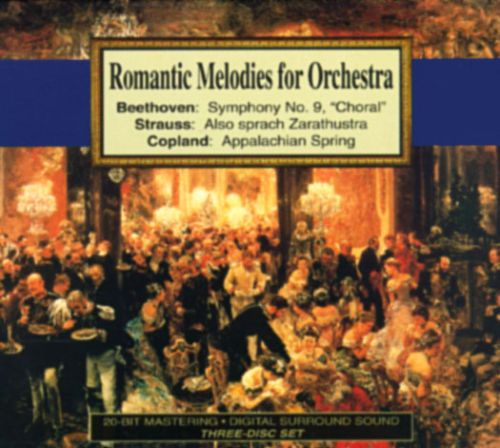Romantic Melodies for Orchestra