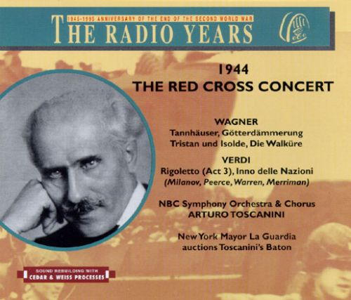1944 - The Red Cross Concert
