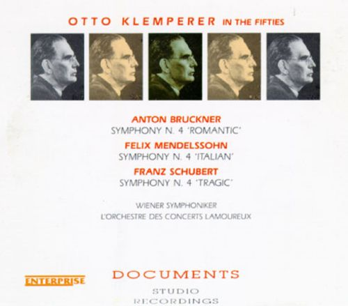 Otto Klemperer in the Fifties