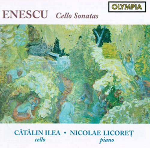 Enescu: Cello Sonatas