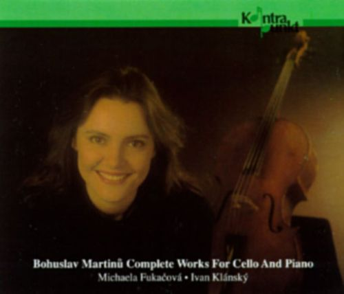 Martinu: Complete Works For Cello And Piano