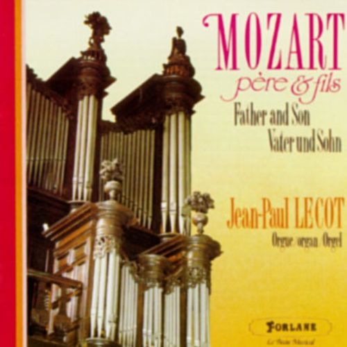 Mozart Father and Son