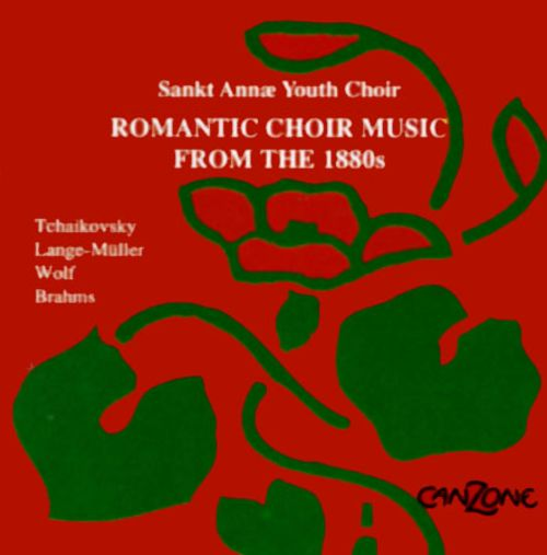 Romantic Choir Music from the 1880s