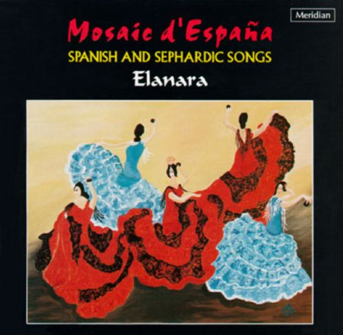 Spanish And Sephardic Songs For Soprano And Guitar