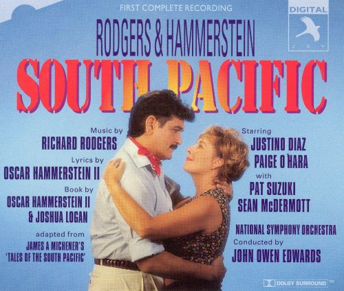 South Pacific (First Complete Recording)