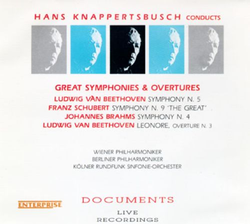 Knappertsbusch Conducts Great Symphonies & Overtures