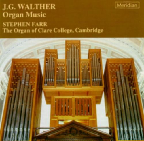 Walther: Organ Music