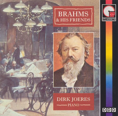Brahms & His Friends