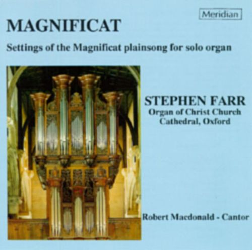Settings Of The Magnificat Plainsong For Solo Organ